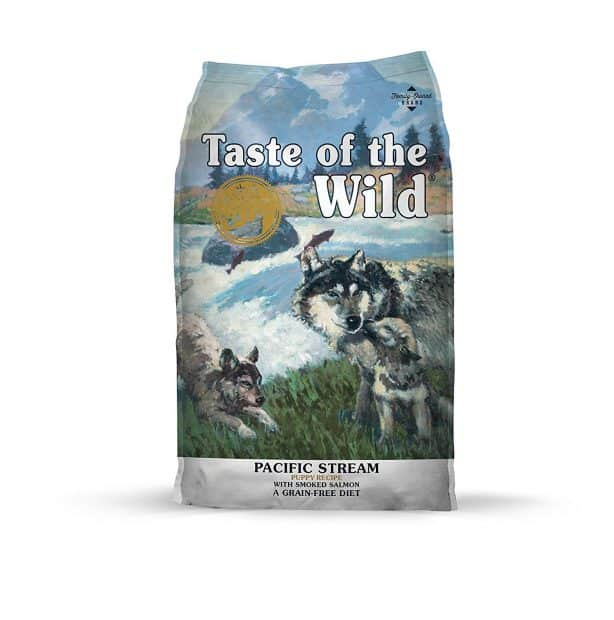 Taste of the Wild Pacific Stream Grain Free Protein Goldendoodle