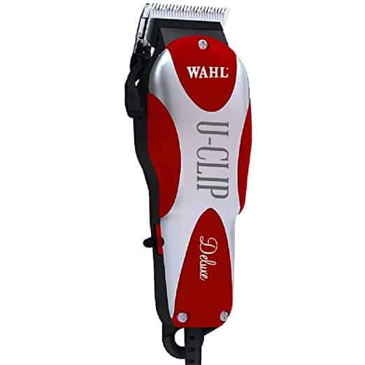 Wahl Professional Animal Deluxe U-Clip Pet Clipper