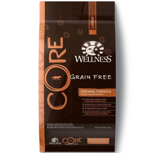 Wellness CORE Natural Grain Free Dry Best Dog Food for Goldendoodles