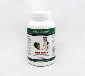 Flea Away All Natural Flea Repellent for Dogs Medication