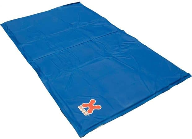 Hugs Pet Products Chillz Pressure Activated Pet Cooling Gel Pad Mat