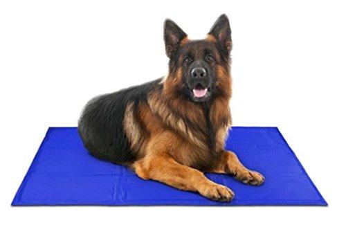 Best Pet Dog Self Cooling Mat Pad 19 x 35