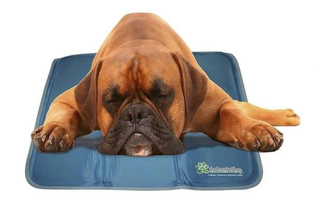 The Green Pet Shop Best Dog Self Cooling Pet Pad Mat