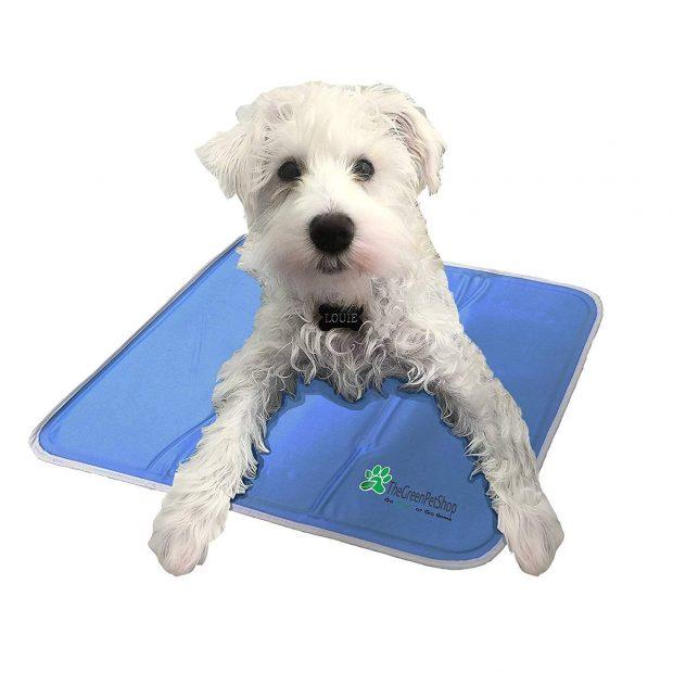 The Green Pet Shop Self Cooling Pet Pad Mat