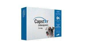 Capstar Flea Tablets for Dogs Medication