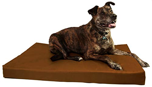 "Big Barker Orthopedic 4"" Dog Crate Pad"