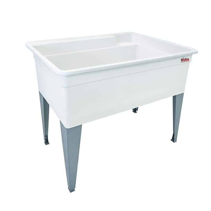 Mustee 28F Bigtub Utilatub Laundry dog bath tub