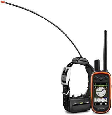 Garmin Alpha 100 GPS and Remote Training Device