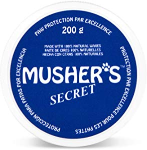 Musher's Secret Pet Paw Protection Wax