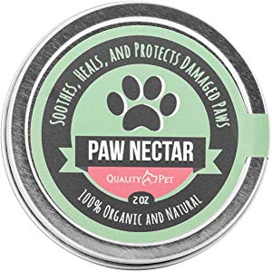 Paw Nectar Paw Wax Best Paw Balm for Dogs