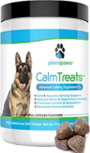 PlanoPaws Calming Treats for Dogs