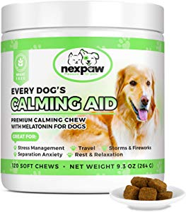 Nexpaw Calming Treats for Dogs