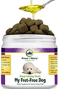 Paws of Kerry Calming Treats for Dogs
